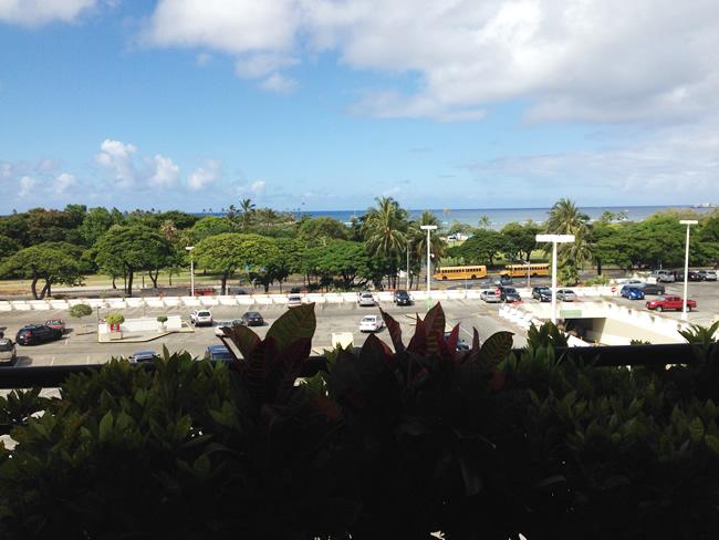 ロンギース ハワイ