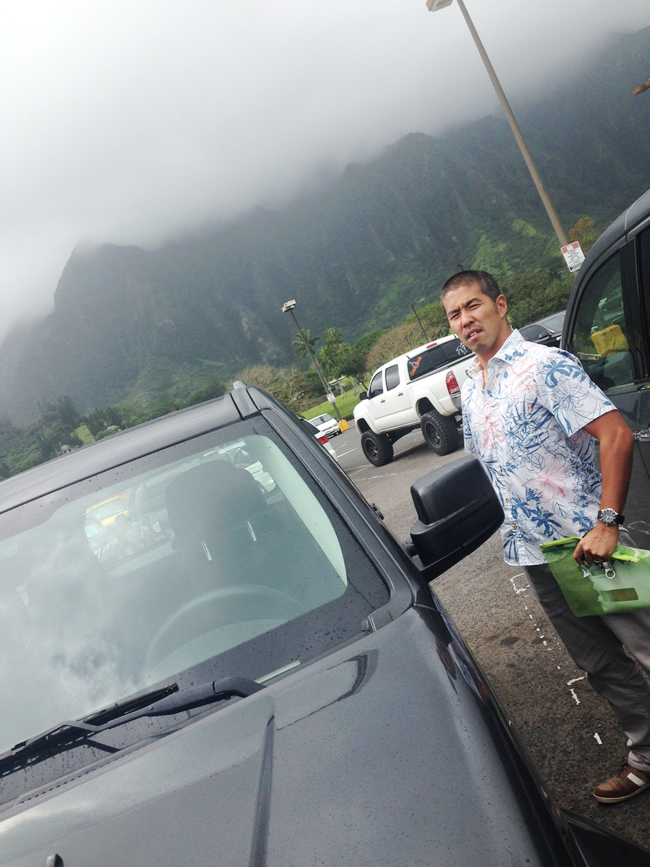 運転免許 ハワイ