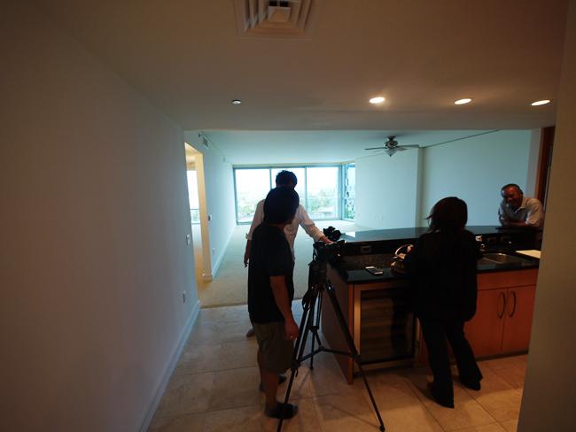 テレビ撮影 ハワイ