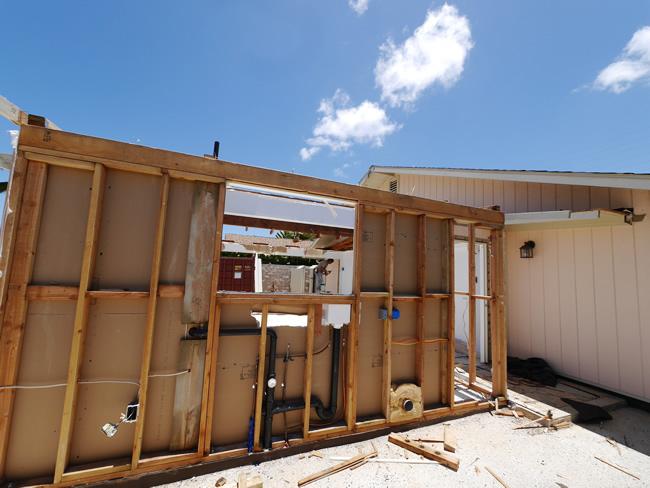 ハワイ 戸建て 改装