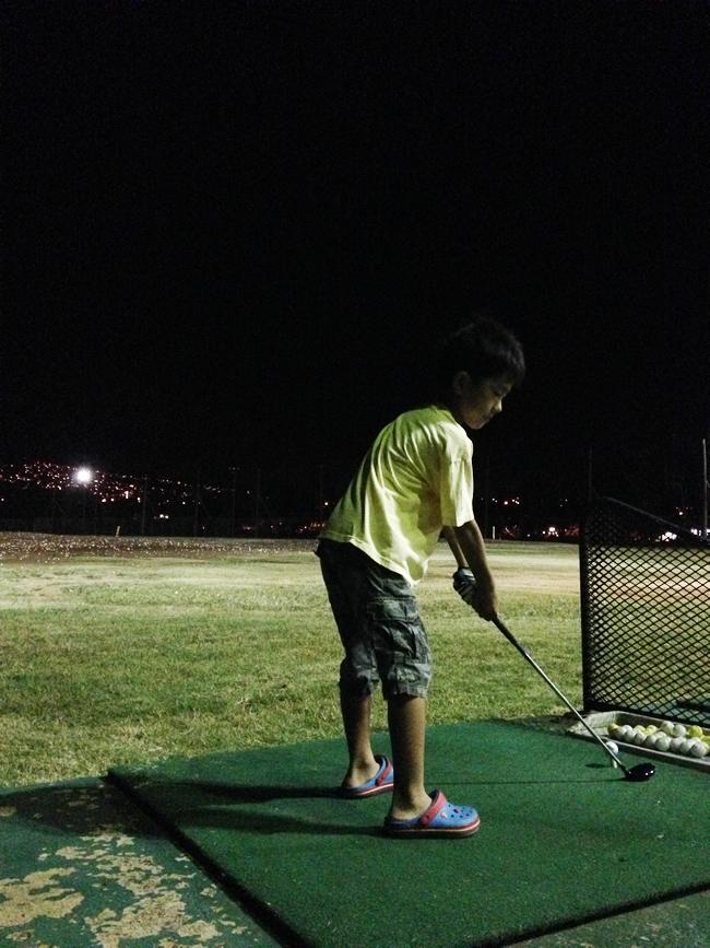 ゴルフ ハワイ