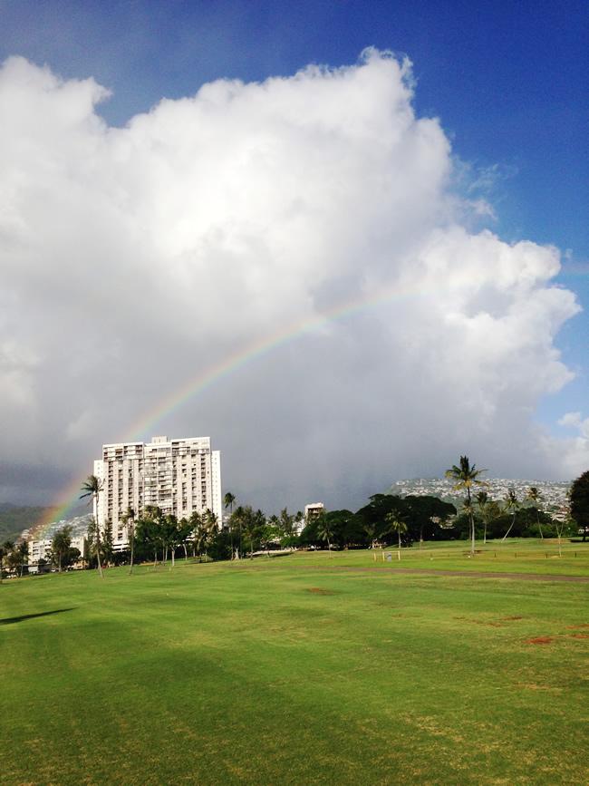 ハワイ レインボー ゴルフ