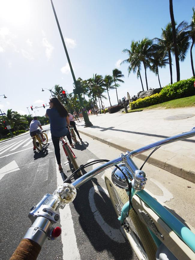 サイクルパラダイス ハワイ