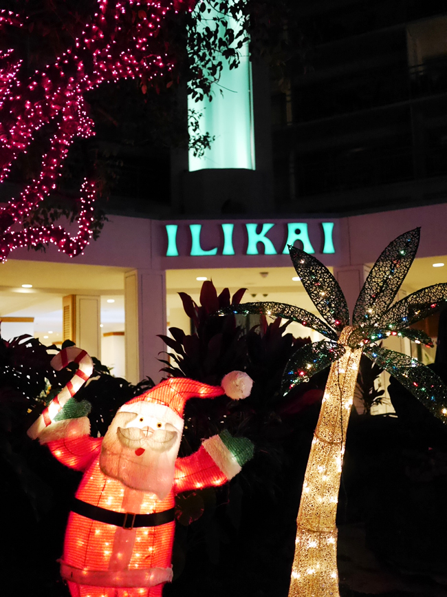 イリカイ ホテル ハワイ