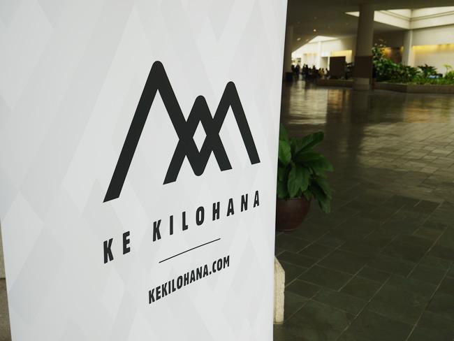 キロハナ ハワイ