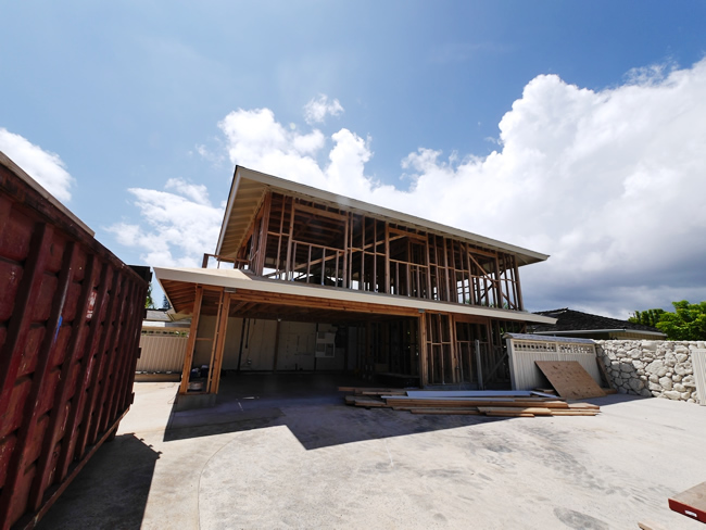 戸建て ハワイ リノベ
