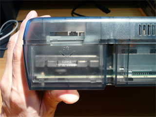 セガサターン 電池交換1