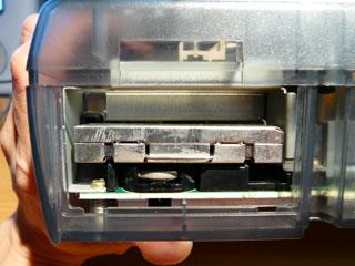 セガサターン 電池交換2