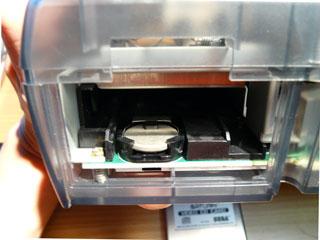 セガサターン 電池交換3