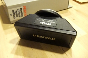 PENTAX ステレオアダプターDセット