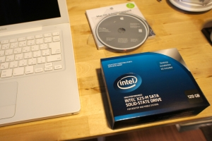 IntelSSD 120GB
