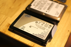 macbook HDD vs SSD