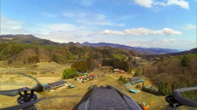 GoPro color graded