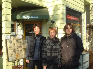 082 Shelly House 看板