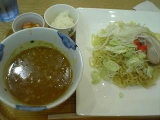 296 大文字 カレーつけ麺