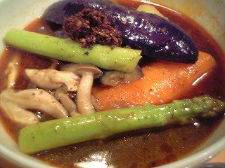 287 ガネー舎 野菜カリィ