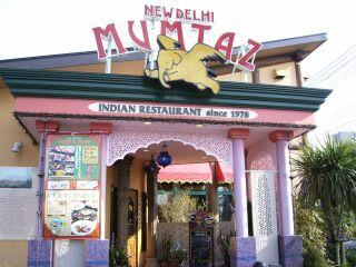 368New Delhi MUMTAZ 店頭