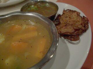 570 ムット サンバル&ラッサムスープ