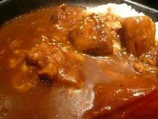 199 晴之日 地鶏と完熟トマトのカレー