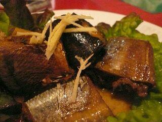 437 ぱれっと サンマのカレー煮