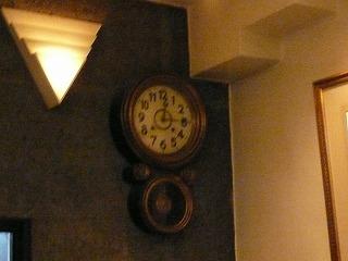 665 嶮暮帰 壊れた時計