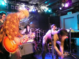 668 KickBackCafe ライブ