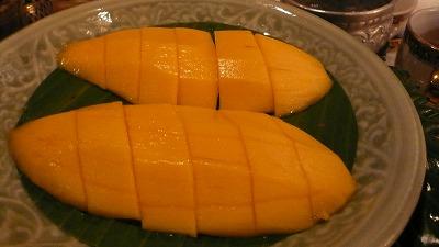 710 ゲウチャイ ナムドックマイマンゴー