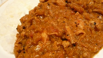 751 カリーシュダ 鶏もも肉カレー