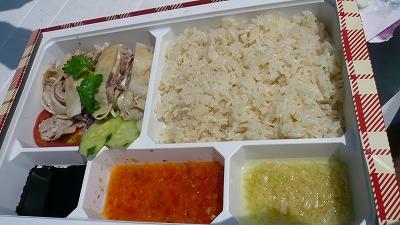 766 シンガポールフェスタ 海南鶏飯