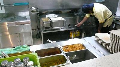 772 AnandaBhavan 厨房