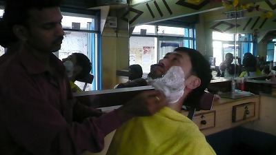 797 9/11 髭剃り