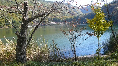 830 四尾連湖