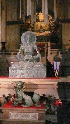 312 ボンベイ 仏像