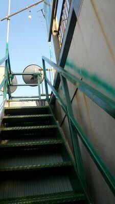 864 スタラ屋台村 階段