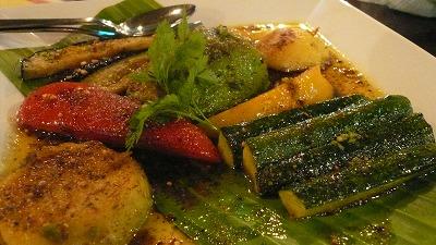 892 GARA 野菜のスパイスグリル
