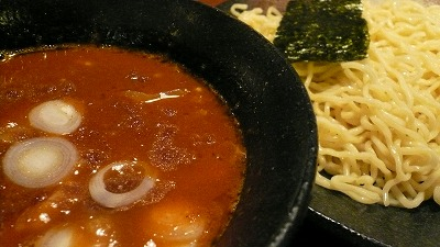 898 赤トンボ カレーつけ麺