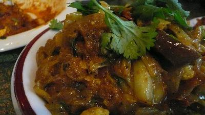 837 KochuKeralam 野菜カレー