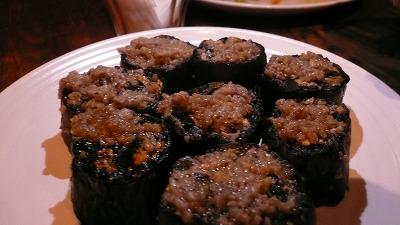 eel18 spicecafe 肉詰め