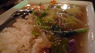 960 TonHom あんかけご飯