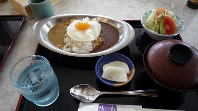 989 味彩 神代カレー