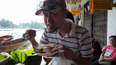 996 Ampawa 食べる!