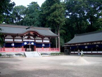 御霊神社(木津川市)