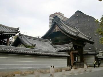 尼崎寺町界隈