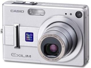 CASIO EX-Z55