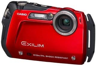 CASIO EX-G1 RD