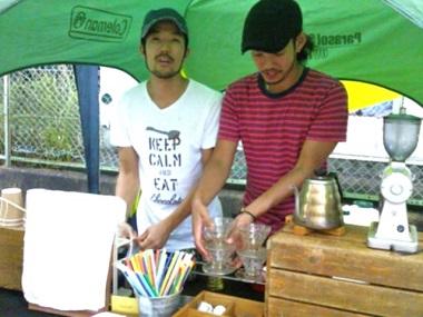 山の上マーケット2013