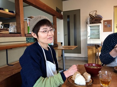sadacoro味噌作り教室