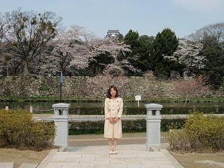 桜のスミス記念堂