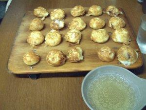 玉子焼(明石焼)