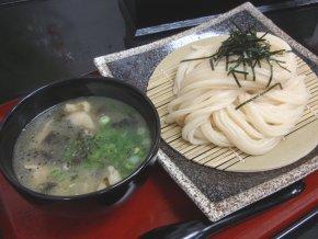 鶏塩(つけ麺)